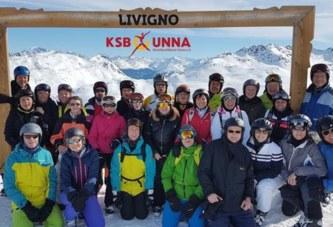 KreisSportBund Unna startet die Sportreisesaison mit der ersten Skifahrt nach Livigno erfolgreich