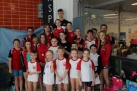 Starkes Auftreten der Wasserfreunde TuRa Bergkamen  beim 48. Junioren- und Jugendschwimmfest in Hamm-Herringen