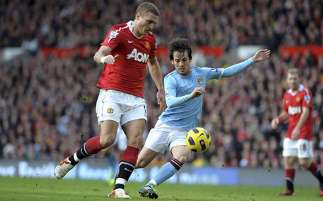 United y City se ven las caras en la FA Cup