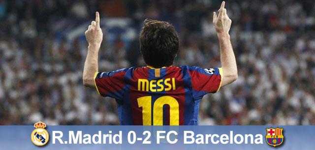 """Messi es el \""""puto amo\"""""""
