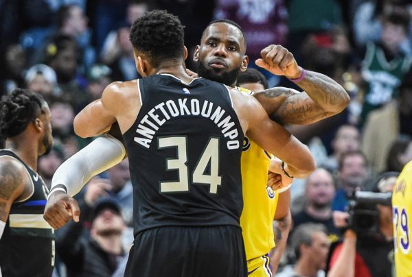 """NBA All Star Game Chicago 2020 : """"King James"""" et Giannis nommés capitaines - Sport.fr"""