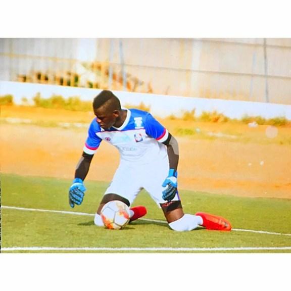 Maguette Ndiaye : les indices d'un futur grand gardien