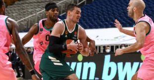 Panathinaikos – Barcelona 77-85: Hezonia was alone against everyone
