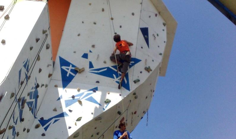 Paraclimb: concluso il primo raduno collegiale per gli atleti Azzurri in vista di Arco