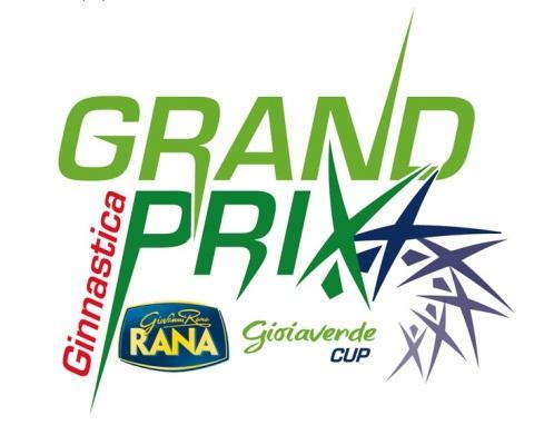 Grand Prix di Ginnastica Rana Gioiaverde Cup 2012 il 24 novembre al Pala Rockfeller di Cagliari