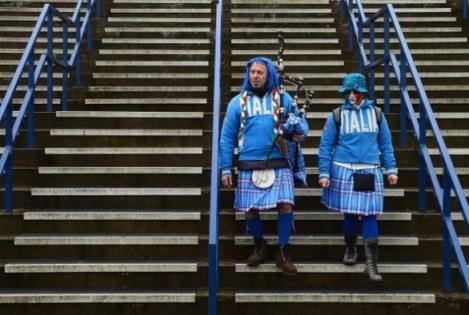 Scozia-Italia 2013