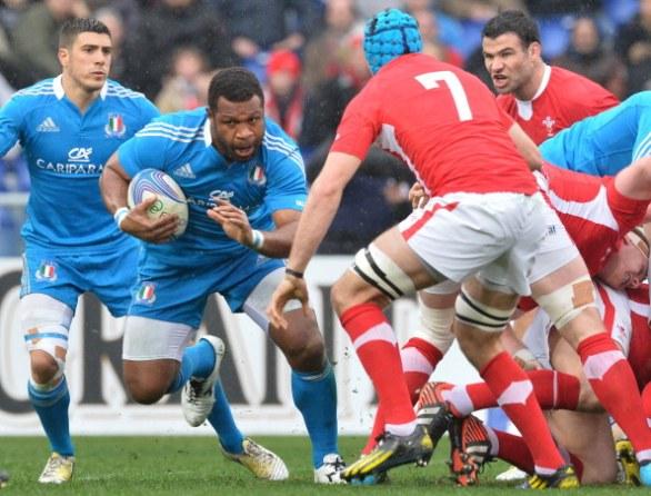 Vosawai contro il Galles, 6 Nations, 6 Nazioni