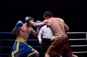 WSB Semifinals_Dolce & Gabbana Italia Thunder vs Ukraine Otamans_Branimir Stankovic(RIGHT) vs Denys Berinchyk_2