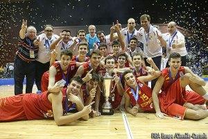 La Spagna festeggia la conquista dell'Europeo Basket U16 Maschile