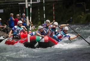 Mondiali di Rafting, Rafting
