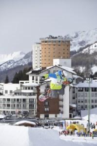 Snowboard Bràulio Vertical Tour dedicato allo Slopestyle