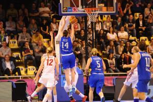 Nazionale A…nder, Basket Femminile, Basket