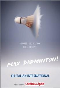 Italian International Badminton