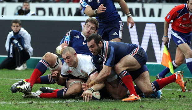 6 Nations, Francia Inghilterra, rugby
