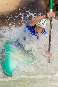 Mondiale Canoa Slalom Jrs e U23, Roberto Colazingheri