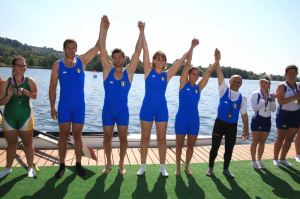 Para-Rowing e Master a Gavirate