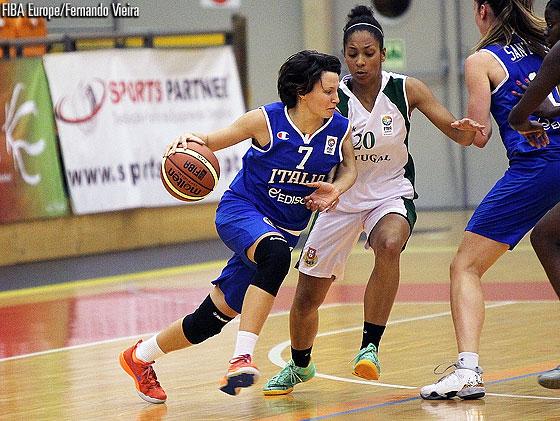 Eurobasket women 2015 Sottana
