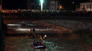 Campionato del Mondo Canoa discesa Valtellina 2014 - La cerimonia di apertura
