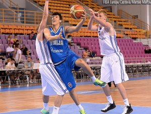 Europeo Under 20 basket
