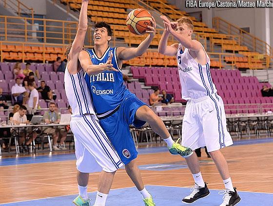 Europeo Under 20 basket