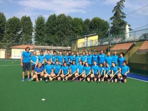 Nazionale U21 femminile Hockey prato