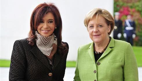 Germania Argentina Kirckner Merkel