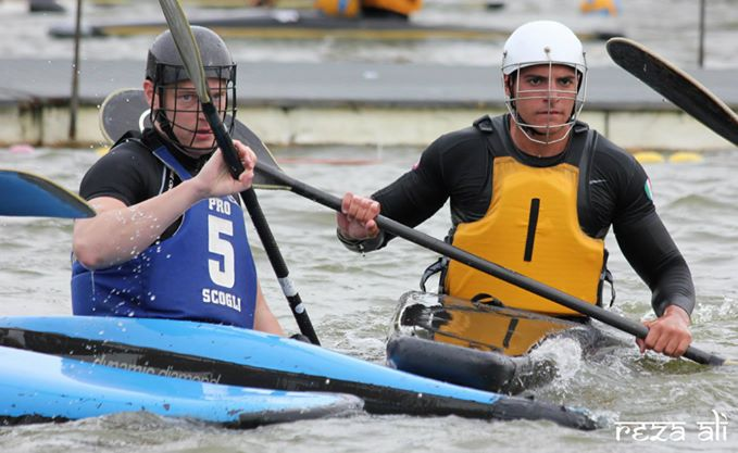 Canoa Polo, le sfide dell'ultima giornata