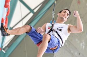 IFSC World Cup Speed Alessandro Santoni