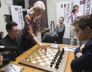 Torneo Saint Louis scacchi Caruana
