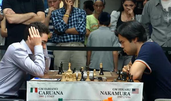 Torneo di Saint Louis - Fabiano Caruana
