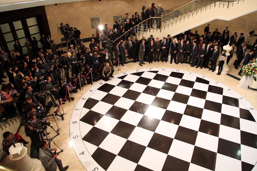 Gran Prix FIDE Tashkent