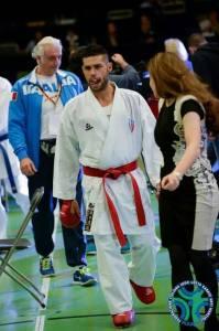Luigi Busà, Mondiali di Karate