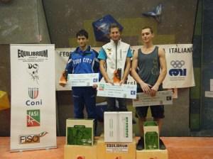 Campionato Italiano Arrampicata Sportiva, Boulder, Stefa Scarperi