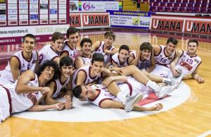 Basket U19 Eccellenza