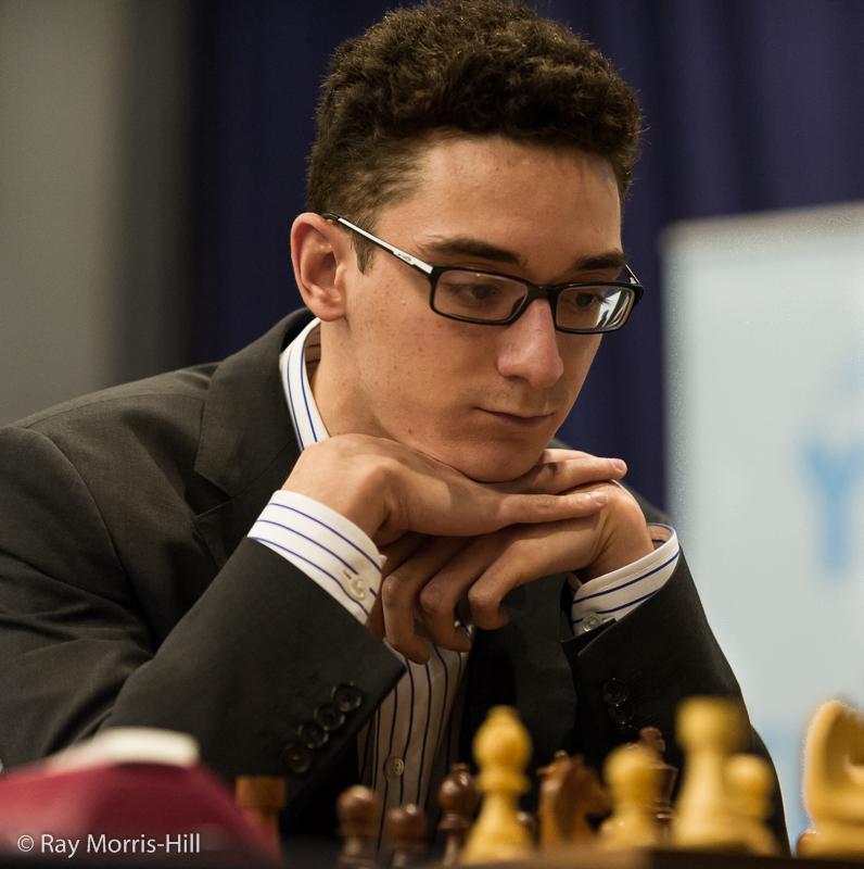 Caruana, London Chess Classic
