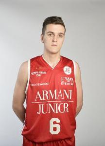 Pecchia, Basket U19 Eccellenza