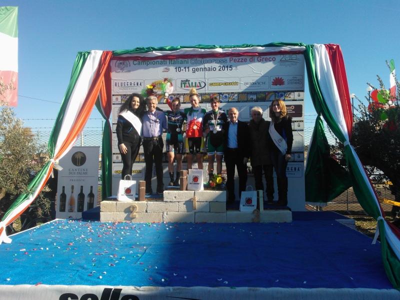 Tricolori ciclocross 2015