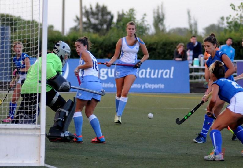 World League hockey femminile: Uruguay Italia 2-2 (2-1 SO)