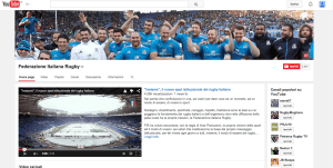 6 nazioni 2015 canale youtube federugby