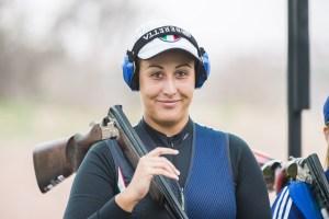 Diana Bacosi, Skeet Coppa del Mondo