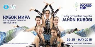 Coppa del Mondo Ritmica Tashkent