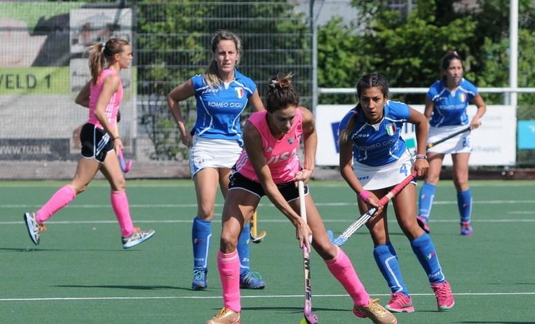 Hockey World League, Argentina prepara in Italia il round 3