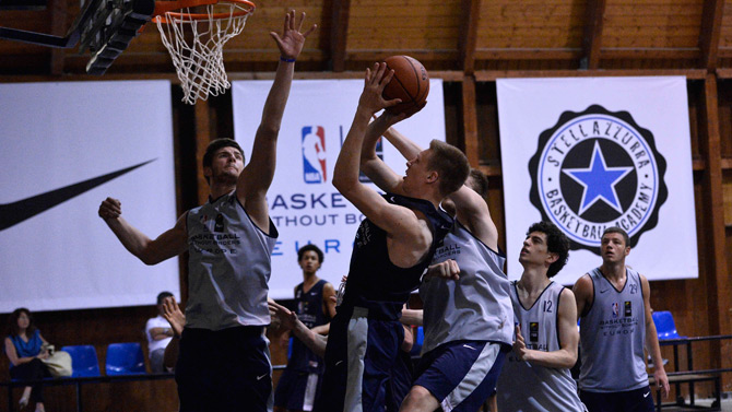 Basketball without borders Europe