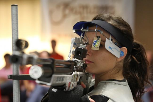 Coppa del Mondo Tiro a Segno, Elania Nardelli