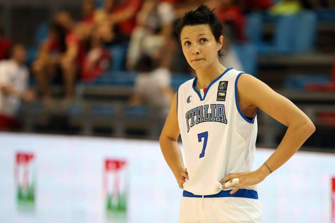 Eurobasket Women 2015, Giorgia Sottana