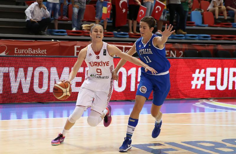 Italia, Eurobasket Women 2015