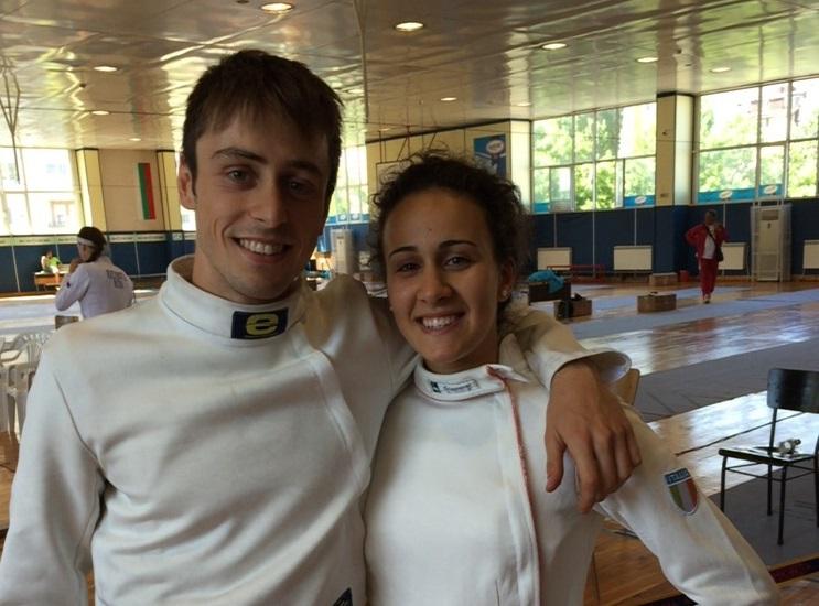 Europei Juniores Pentathlon, Colasanti e Tognetti
