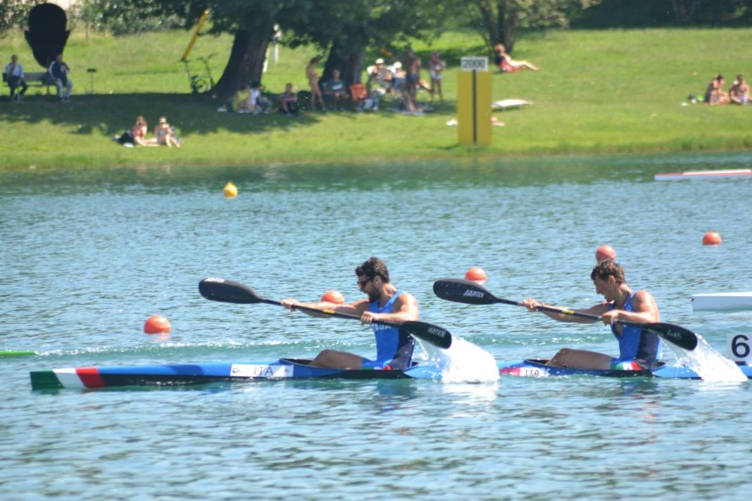 Mondiali canoa velocità