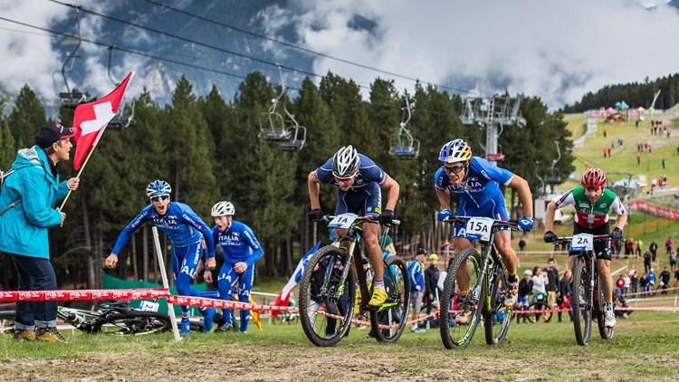 Mondiali MTB 2015, Staffetta, Team Relay