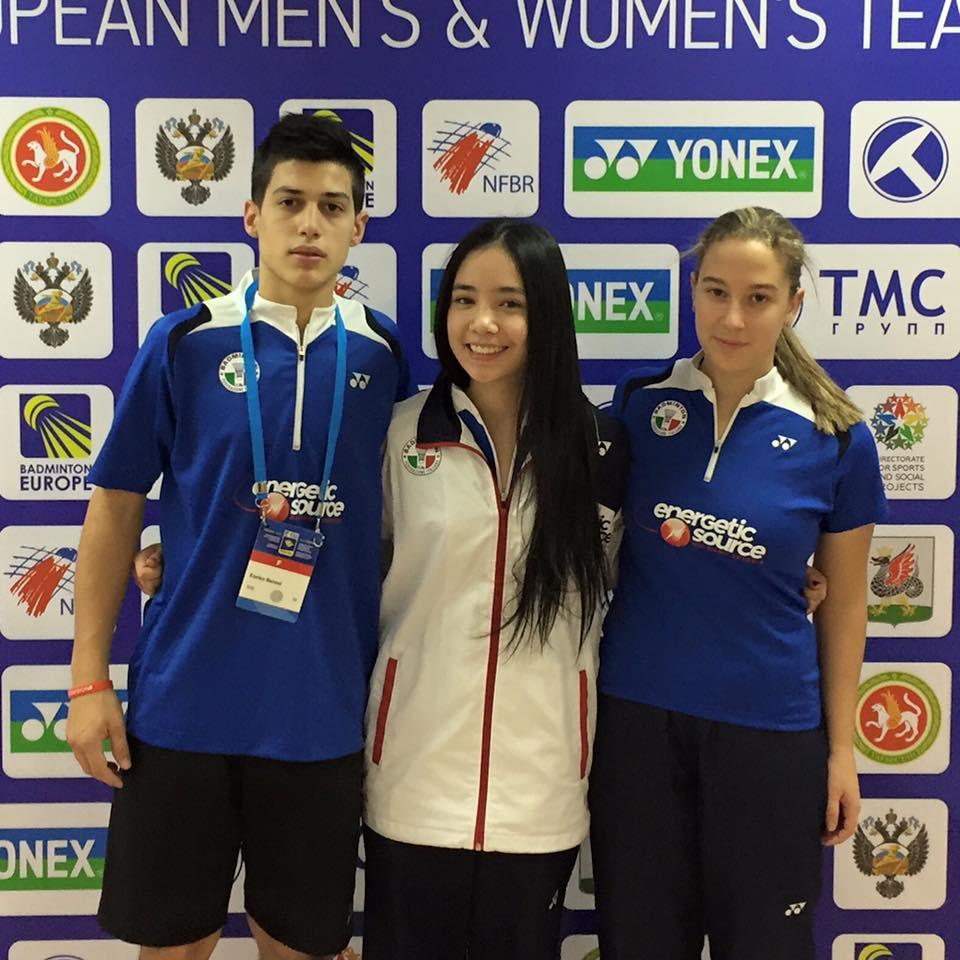 Europei Under 15 Badminton